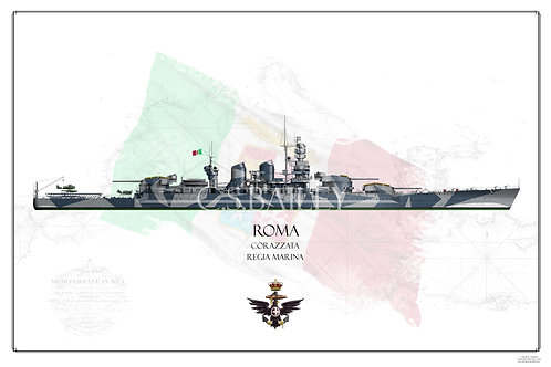 Roma WL Print