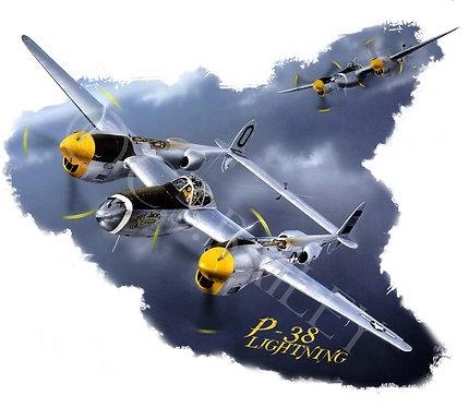 P-38 Lightning Happy Jacks go buggy