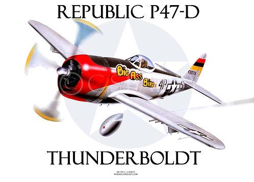 P-47 Big Ass Bird