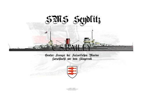 SMS Seydlitz WL Jutland Special Edition