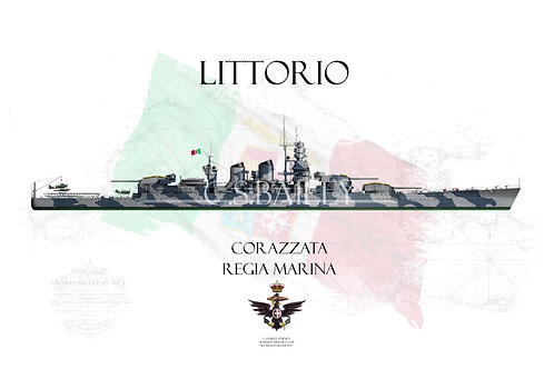 Littorio 1942 WL T-shirt