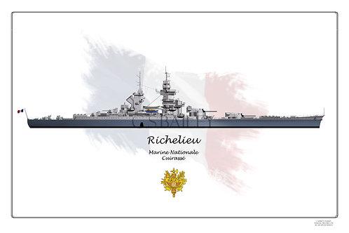 Richelieu MS-22 print