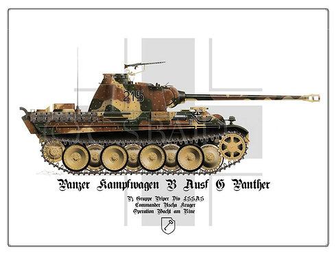 Panzerkampfwagen V Panther G