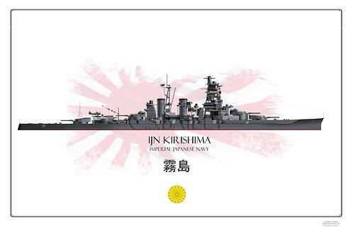 IJN Kirishima