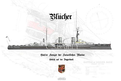 SMS Blucher WL T-shirt