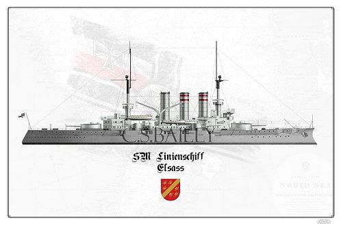 SMS Elsass WL Print