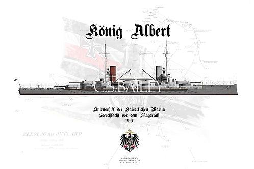 SMS König Albert WL t shirt