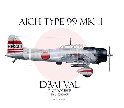 D3A1 VAL Dive bomber