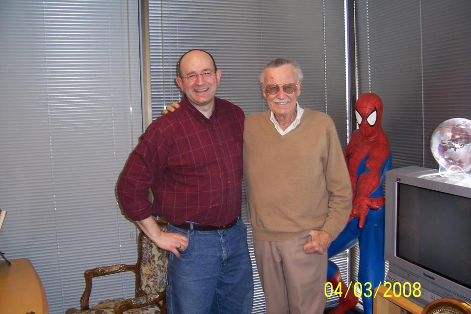 Stan Lee and I