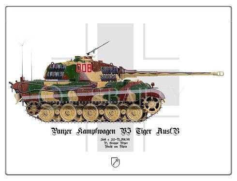 Panzer Kampfwagen VI Tiger Ausf. B