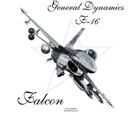 F-16 Fighting Flacon
