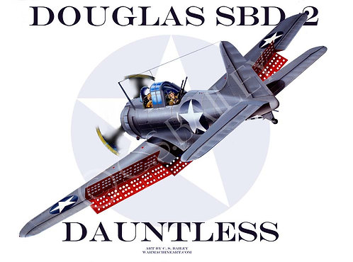 SBD 2 Dauntless