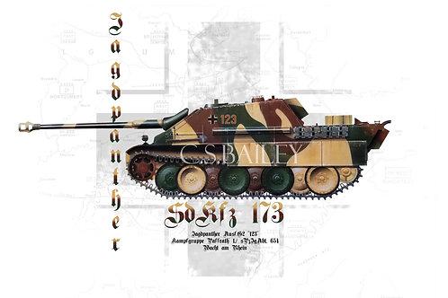 Jagdpanther T-shirt