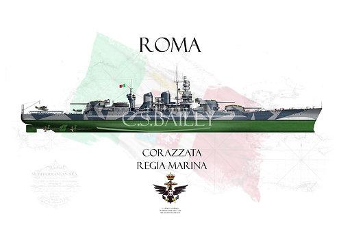 Roma FH T-Shirt