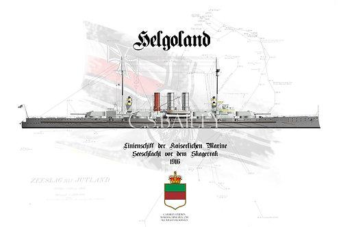 SMS Helgoland WL t-shirt