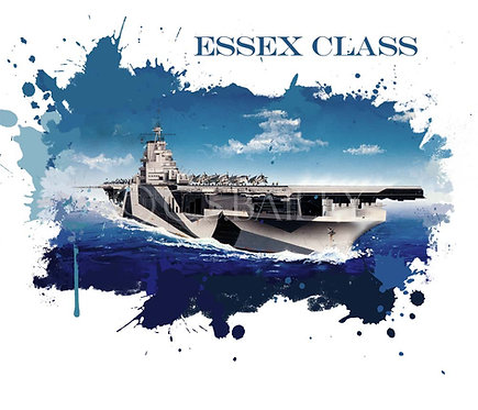 Essex class aircraft carrier