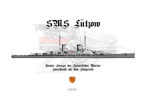 SMS Lutzow WL T/S