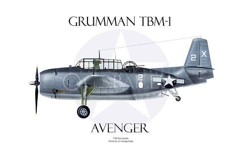 Grumman Avenger TBM