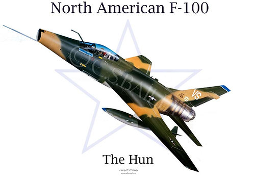 F-100 the Hun
