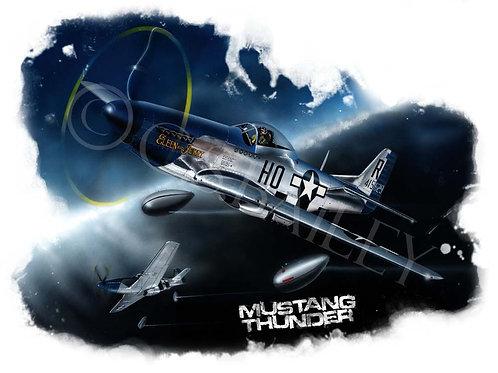 P-51D Mustang Thunder