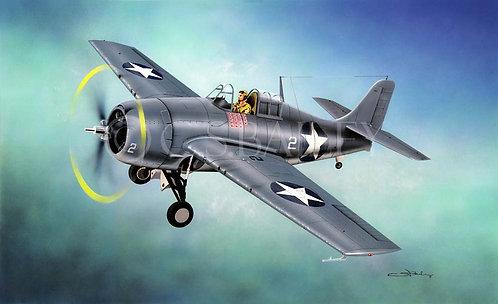 F4F-3 Grumman Wildcat