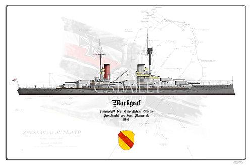 SMS Markgraf WL print