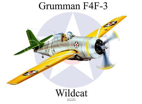 F-4F Early Wildcat