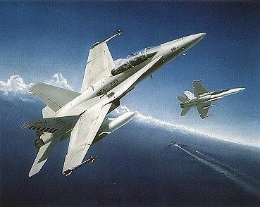 F-18D Hornet
