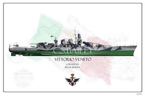 Vittorio Veneto FH print