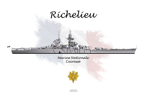 Richelieu Early WL t-shirt