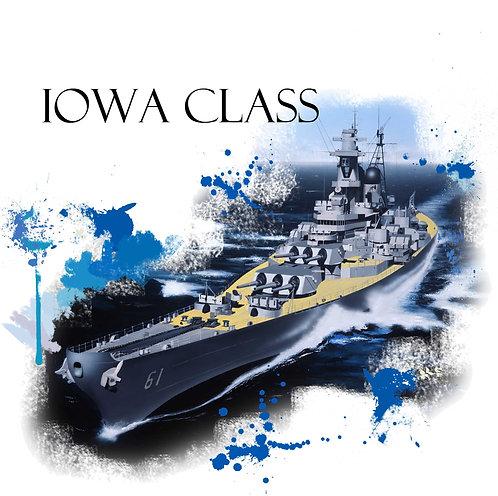 Iowa Class Battleship