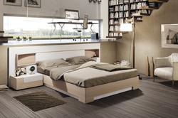 Dormitorio-VEGA-L225-Coleccion-LIFE