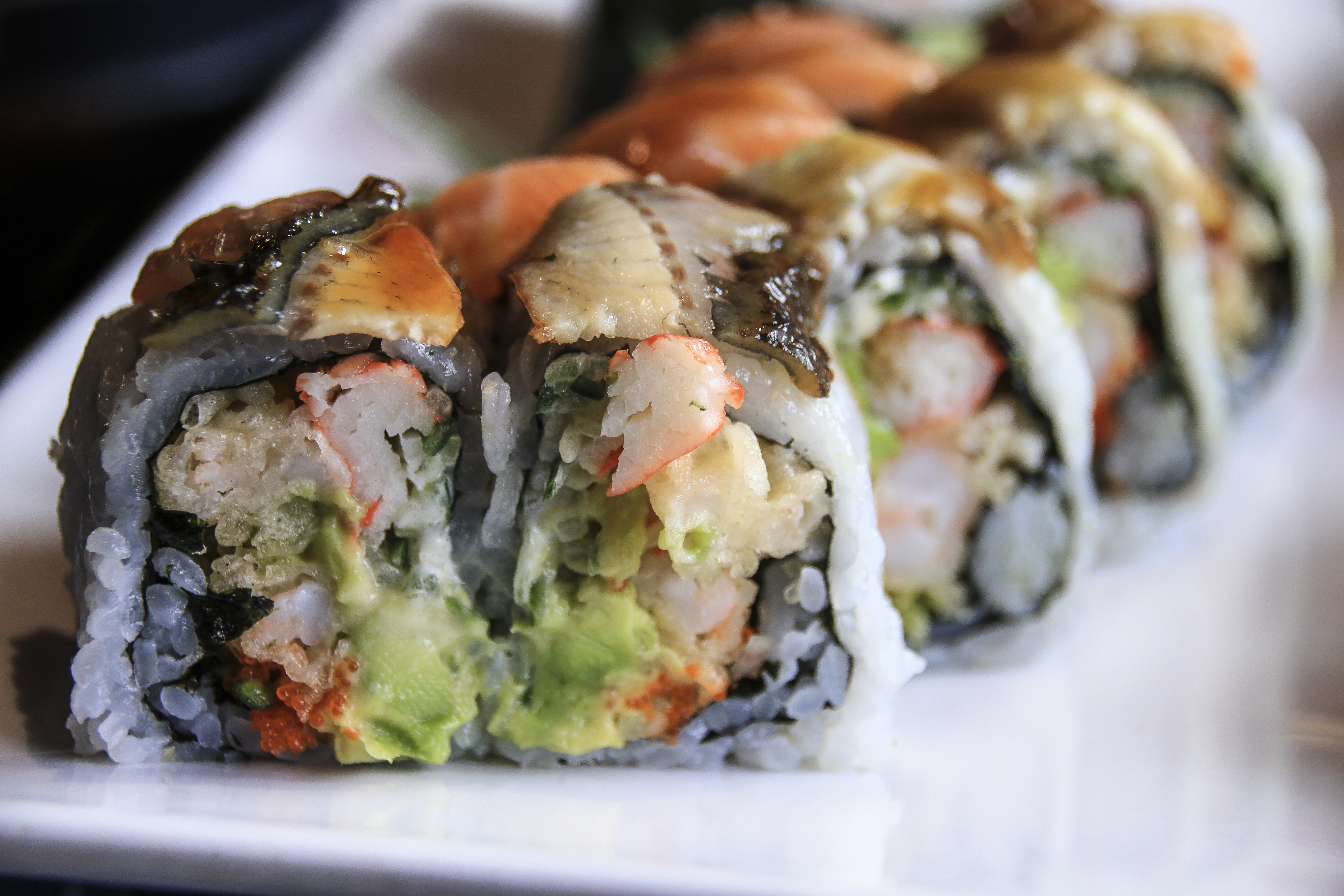 March 23 Sushi 18 - 250