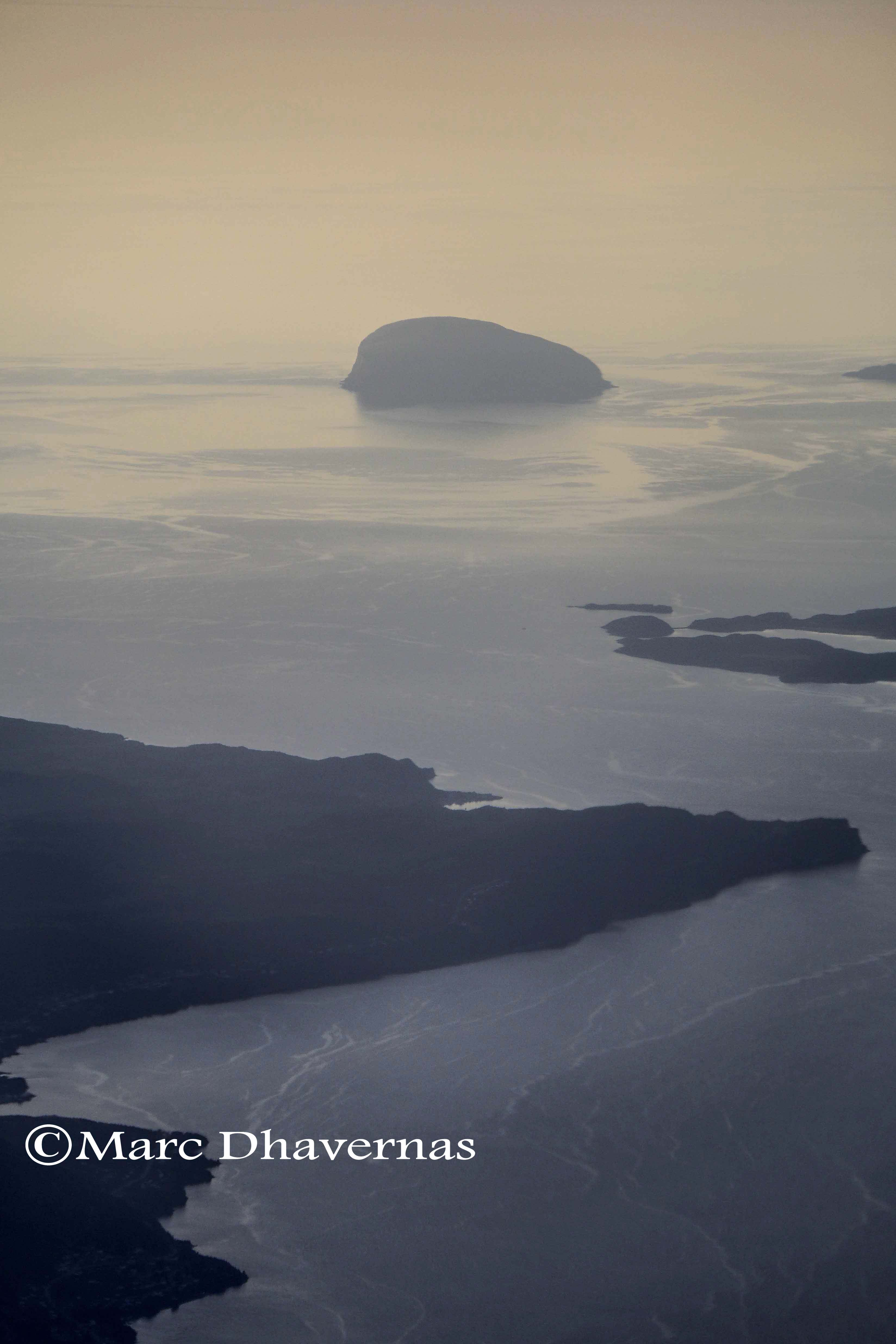 Newfoundland from above