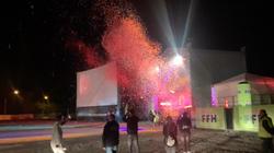 Revolverheld FFH Autokonzert Gießen Stadium Shot