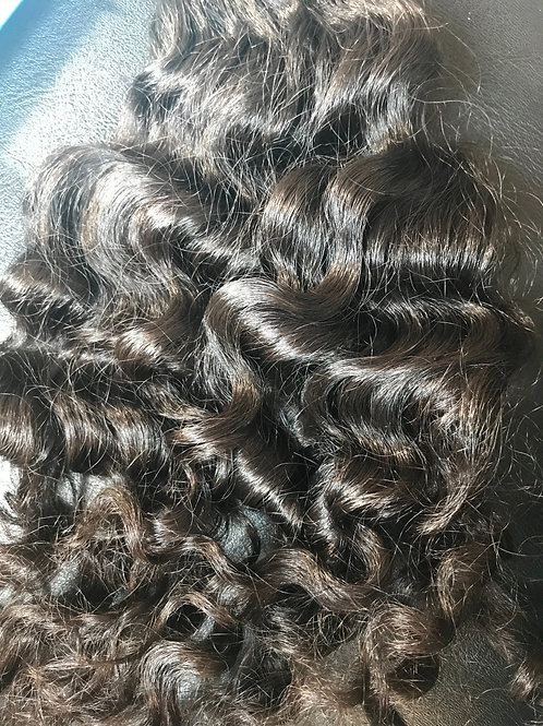 Raw Indian Lux Waves & Curls