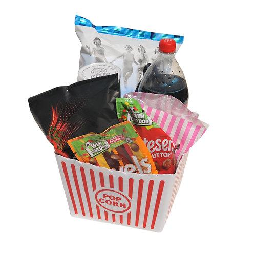 The Movie Night Box - Salt Popcorn