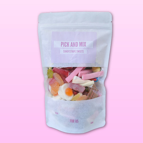 Pick and Mix For Us (500g)