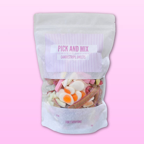 Pick and Mix For Everyone (1kg)