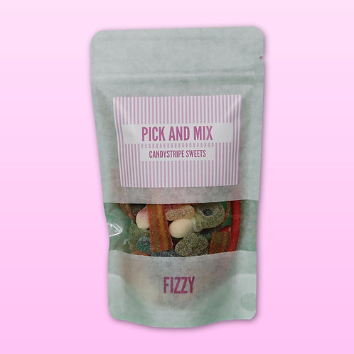 PICK AND MIX - fizzy