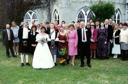 even a wedding plot!