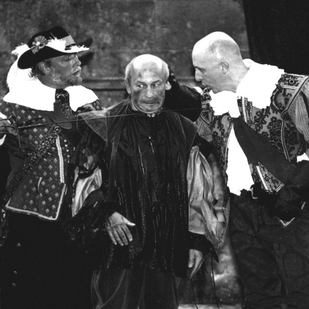 2.The three Musketeers 1997