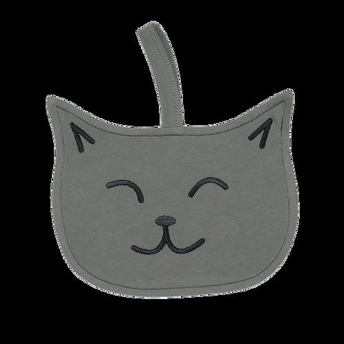 Schnullertuch Katze