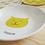 Thumbnail: Tiefer Teller mit Katzenmotiv