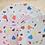 Thumbnail: Kleiner Teller mit Terrazzo-Muster in Grau