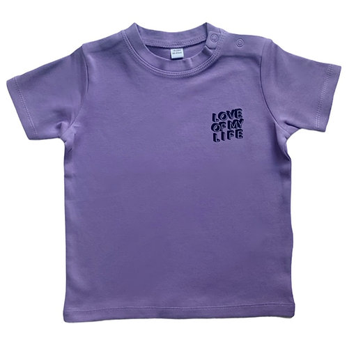 T-Shirt  LOVE OF Lilac