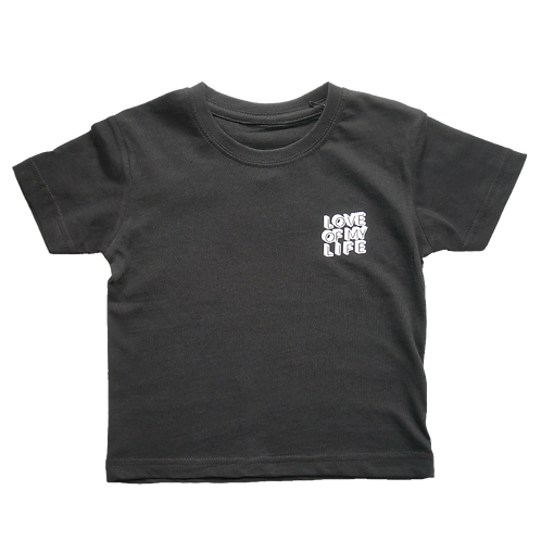 T-Shirt  LOVE OF Black