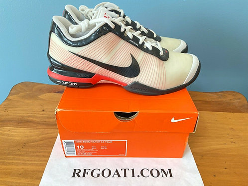 Nike Zoom Vapor VI Tour 2009 US Open Day Limited Edition Size 10 Used