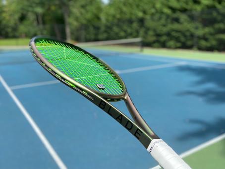Wilson Blade 98 V8 Racket Review 2021
