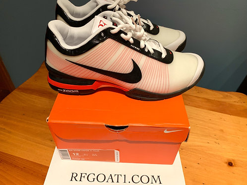 Nike Zoom Vapor VI Tour 2009 US Open Day Limited Edition Size 12